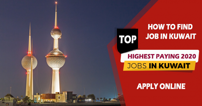 Highest Paying Jobs in Kuwait 2020
