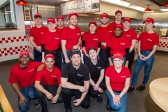 Fast Food Worker In USA 2021